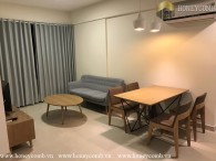 Cheap two bedroom apartment in Masteri for rent