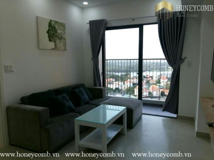 Masteri apartment for rent two bedroom