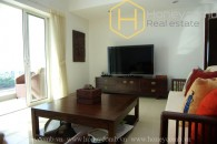 River Garden 3 beds apartment with full furnished for rent