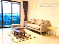 Beautiful decoration 2 beds apartment in The Estella Heights