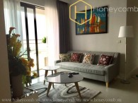 2 beds apartment with high floor in The Estella Heights for rent