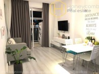 Beautiful decoration 2 beds apartment in Tropic Garden