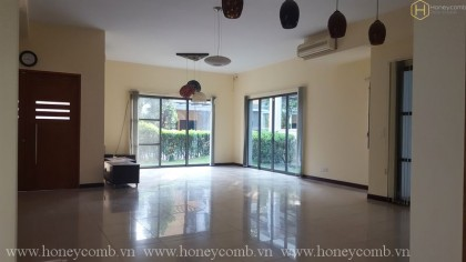 Villa riviera Thao Dien 4 beds apartment for rent