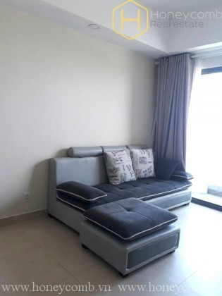 2-bedrooms apartment with nice view for rent in Masteri