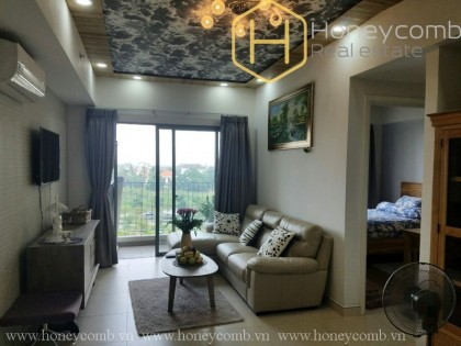 Fully furnished 2 beds apartments in Masteri Thao Dien