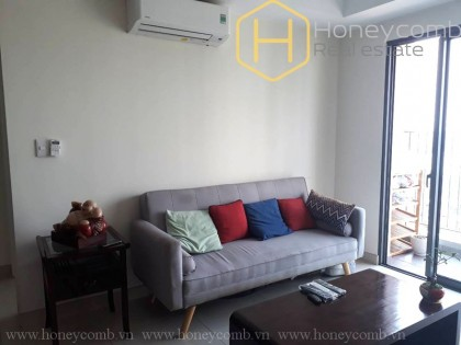 Masteri Thao Dien 2 bedrooms apartment with river view for rent