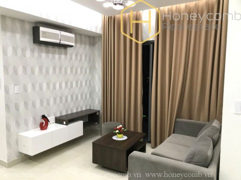 Good price 2 beds apartment with nice view in Masteri Thao Dien