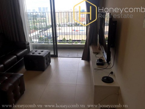 1 bedroom apartment with balcony for rent in Masteri Thao Dien
