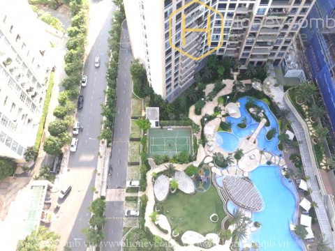 3 beds apartment with unfurnished and pool view in The Estella Heights