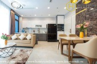 Beautiful and luxurious 2 bedrooms apartment in Vinhomes Golden River