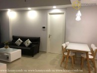 Beautiful furniture 2 beds in Masteri Thao Dien for rent