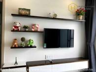 Phong cách hiện đại và sang trọng với căn hộ 2 phòng ngủ tại New City thu Thiem