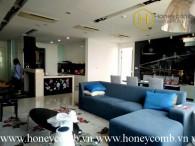 Phong cách sống tân thời với căn hộ 3 phòng ngủ cho thuê tại Xi Riverview Palace