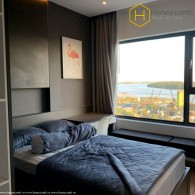 Proper Design and Modern with 3 bedrooms apartment in New City Thu Thiem