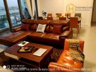 Beautiful and luxurious 4 bedrooms apartment in Gateway Thao Dien