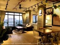 Morden style 3 bedroom apartment in City Garden