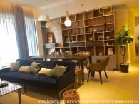 Căn hộ 2 phòng ngủ có thiết kế hiện đại và view đẹp ở Gateway Thảo Điền