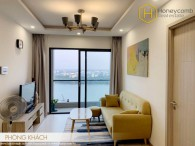 Modern Lifestyle with 2 bedrooms apartment in New City thu Thiem