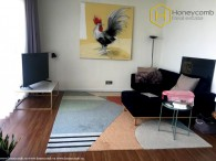 Modern lifestyle with 2 bedrooms apartment in The Ascent Thao Dien