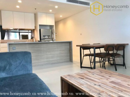 Fantastic 1 bedroom apartment with nice furnished in City Garden