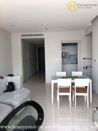 Simple furnished 1 bedorom apartment in City garden for rent