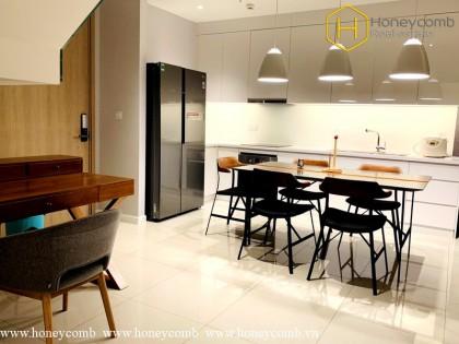 Duplex The Estella Heights 3 bedroom apartment for rent