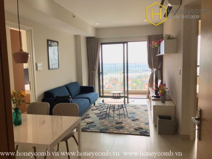 Beautiful and luxurious 2 bedrooms apartment in Masteri Thao Dien