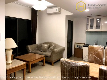 Good price 2 beds apartment in Masteri Thao Dien for rent