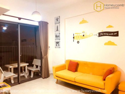 Best price 2 bedroom apartment in Masteri Thao Dien for rent