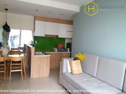 Proper Design 2 bedroom apartment in Masteri Thao Dien