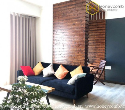 Fantastic 2 beds apartment for rent Masteri Thao Dien
