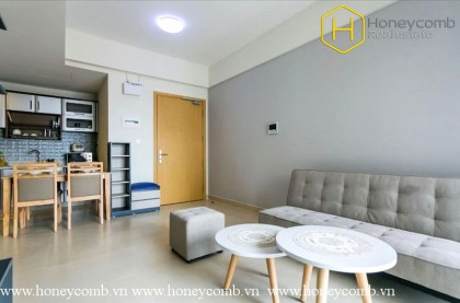 Comfortable apartment for rent in Masteri Thao Dien 1 bedroom