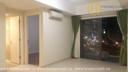 Masteri Thao Dien 2 bedroom apartment with unfurnished