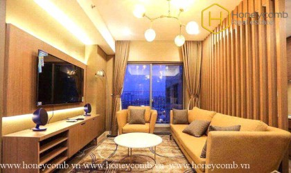 What the best wonderful apartment in Masteri Thao Dien with 2 bedroom