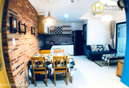 Spacious Modern Living with 2 beds apartment in Masteri Thao Dien