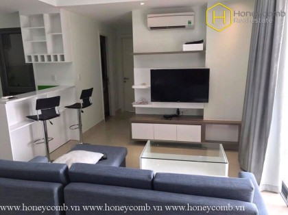 Masteri Thao Dien 2 beds apartment with balcony large