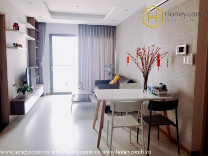 Modern and Convenient with 2 bedrooms apartment in New City Thu Thiem