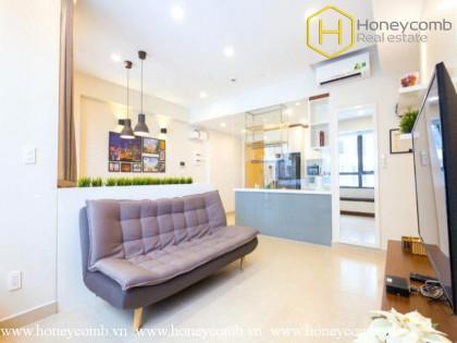 Fantastic 2 bedroom apartment in Masteri Thao Dien for rent
