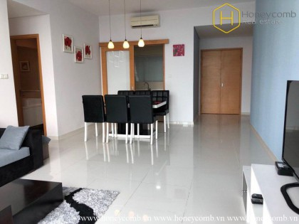 The Vista An Phu 3 bedrooms apartment with elegant furniture