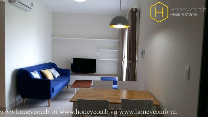 New 2 bedrooms apartment in Masteri for rent