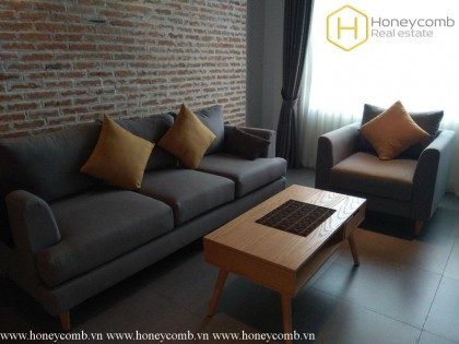 Beautiful floral decorated 4-beds apartment in Tropic Garden for rent