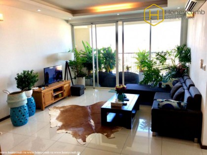 Discover modern apartment life with 2 bedrooms in Thao Dien Pearl