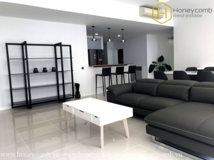 Fantastic 3 bedroom apartment with nice furnished in The Estella