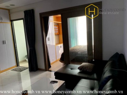 Sophisticated Style with 1 bedroom apartment in Landmark81 for rent