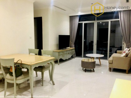 Modern Amenities with 2 bedrooms apartment in Vinhomes Central Park