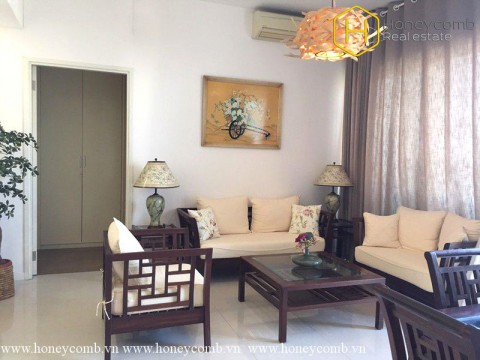 Bright with 2 bedrooms apartment in The Estella for rent