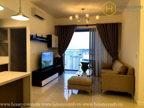 Fantastic 2 beds apartment with nice furnished in The Estella Heights