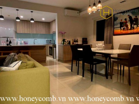 Modern Amenities with 2 bedrooms apartment in River Garden for rent