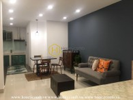 Vintage design service apartment with adorable old-fashioned style for lease