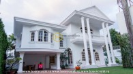 So bright and airy is this Villa ! Located right in District 2 for rent